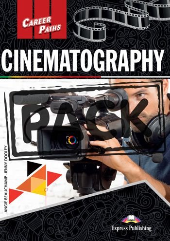 CAREER PATHS CINEMATOGRAPHY (ESP) STUDENT'S BOOK (WITH DIGIBOOK APP.)