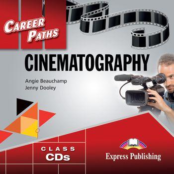 CAREER PATHS CINEMATOGRAPHY (ESP) AUDIO CDs (SET OF 2)