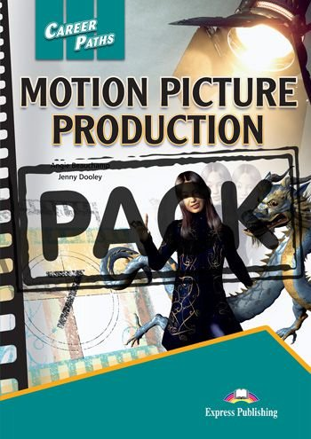 CAREER PATHS MOTION PICTURES PRODUCTION (ESP) STUDENT'S BOOK (WITH DIGIBOOK APP.)