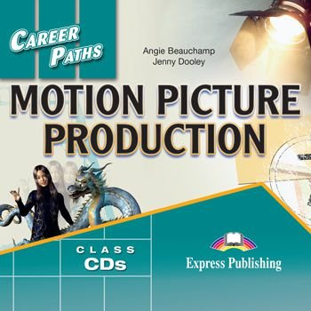 CAREER PATHS MOTION PICTURE PRODUCTION (ESP) AUDIO CDs (SET OF 2)