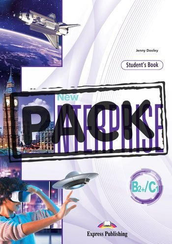 NEW ENTERPRISE B2+/C1 STUDENT'S BOOK (WITH DIGIBOOK APP)