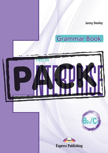 NEW ENTERPRISE B2+/C1 GRAMMAR BOOK (WITH DIGIBOOK APP.)