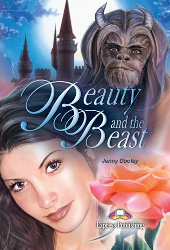 BEAUTY AND THE BEAST READER (GRADED - LEVEL 1)