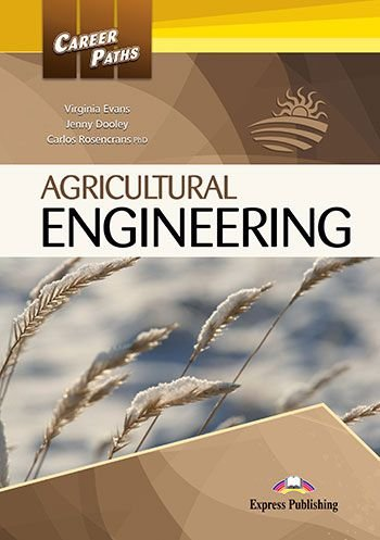 CAREER PATHS AGRICULTURAL ENGINEERING (ESP) STUDENT'S BOOK WITH DIGIBOOK APP.