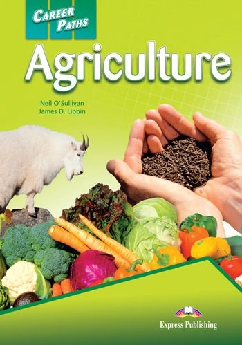 CAREER PATHS AGRICULTURE (ESP) STUDENT'S BOOK WITH DIGIBOOK APP.