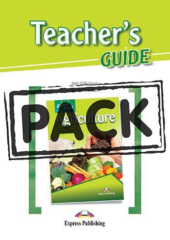 CAREER PATHS AGRICULTURE (ESP) TEACHER'S PACK (SB + TB + CDs & DIGIBOOK APP.)