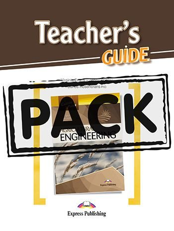 CAREER PATHS AGRICULTURAL ENGINEERING (ESP) TEACHER'S PACK (SB + TB + CDs & DIGIBOOK APP.)