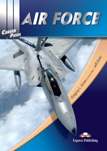 CAREER PATHS AIR FORCE (ESP) STUDENT'S BOOK (WITH DIGIBOOK APP.)