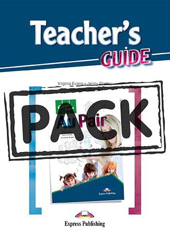 CAREER PATHS AU PAIR (ESP) TEACHER'S PACK (With T's Guide & DIGIBOOKS APP.)