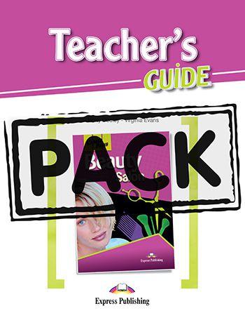 CAREER PATHS BEAUTY SALON (ESP) TEACHER'S PACK (SB + TB + CDs & DIGIBOOK APP.)
