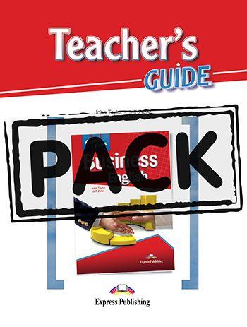 CAREER PATHS BUSINESS ENGLISH (ESP) TEACHER'S PACK (SB + TB + CDs & DIGIBOOK APP.)