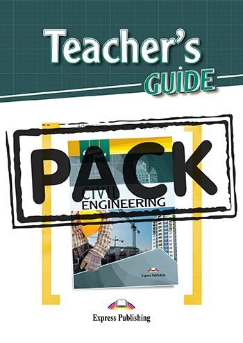 CAREER PATHS CIVIL ENGINEERING (ESP) TEACHER'S PACK (With T's Guide & DIGIBOOKS APP.)