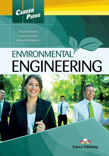 CAREER PATHS ENVIRONMENTAL ENGINEERING (ESP) STUDENT'S BOOK WITH DIGIBOOK APP.