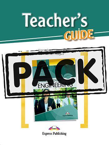CAREER PATHS ENVIRONMENTAL ENGINEERING (ESP) TEACHER'S PACK (SB + TB + CDs & DIGIBOOK APP.)