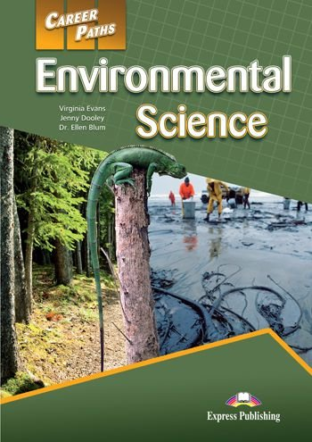 CAREER PATHS ENVIRONMENTAL SCIENCE (ESP) STUDENT'S BOOK WITH DIGIBOOK APP.