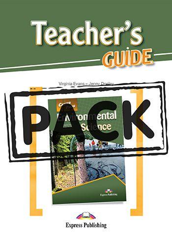 CAREER PATHS ENVIRONMENTAL SCIENCE (ESP) TEACHER'S PACK (SB + TB + CDs & DIGIBOOK APP.)