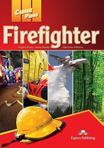 CAREER PATHS FIREFIGHTERS (ESP) STUDENT'S BOOK WITH DIGIBOOK APP.