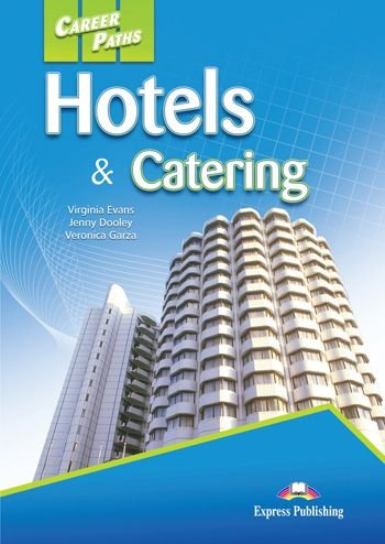 CAREER PATHS HOTELS & CATERING (ESP) STUDENT'S BOOK WITH DIGIBOOK APP.