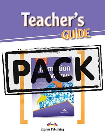CAREER PATHS INFORMATION TECHNOLOGY (ESP) TEACHER'S PACK (With T's Guide & DIGIBOOK APP.