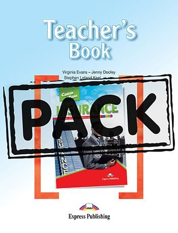 CAREER PATHS INSURANCE (ESP) TEACHER'S PACK (With T's Guide & DIGIBOOKS APP.)