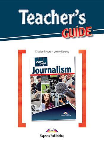 CAREER PATHS JOURNALISM (ESP) TEACHER'S PACK (SB + TB + CDs & DIGIBOOK APP.)