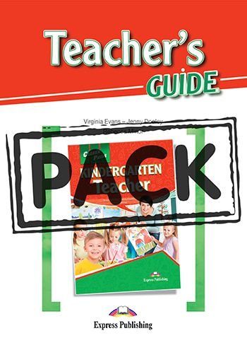 CAREER PATHS KINDERGARTEN TEACHER (ESP) TEACHER'S PACK (SB + TB + CDs & DIGIBOOK APP.)