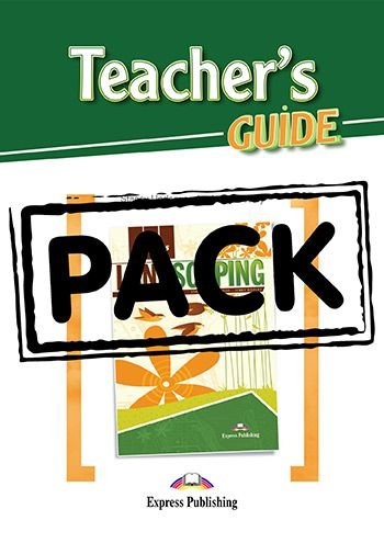 CAREER PATHS LANDSCAPING (ESP) TEACHER'S PACK (With T's Guide & DIGIBOOK APP.)