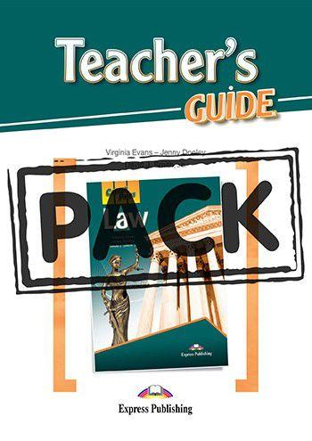CAREER PATHS LAW (ESP) TEACHER'S PACK (SB + TB + CDs & DIGIBOOK APP.)