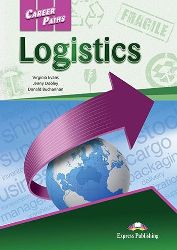 CAREER PATHS LOGISTICS (ESP) STUDENT'S BOOK WITH DIGIBOOK APP.