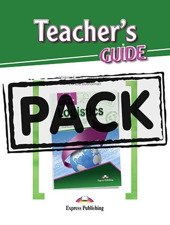 CAREER PATHS LOGISTICS (ESP) TEACHER'S PACK (With T's Guide & DIGIBOOK APP)