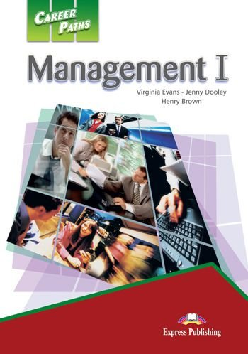CAREER PATHS MANAGEMENT 1 (ESP) STUDENT'S BOOK WITH DIGIBOOK APP.