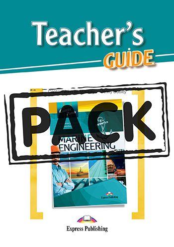 CAREER PATHS MARINE ENGINEERING (ESP) TEACHER'S PACK (With T's Guide & DIGIBOOK APP.)