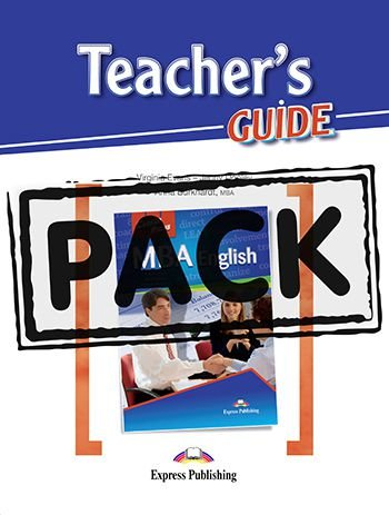 CAREER PATHS MBA (ESP) TEACHER'S PACK (with T'S Guide & DIGIBOOK APP.)