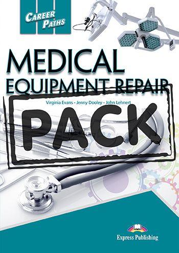 CAREER PATHS MEDICAL EQUIPMENT REPAIR (ESP) TEACHER'S PACK (SB + TB + CDs & DIGIBOOK APP.)