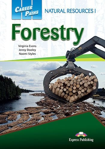 CAREER PATHS NATURAL RESOURCES 1 FORESTRY (ESP) STUDENT'S BOOK WITH DIGIBOOKS APP.