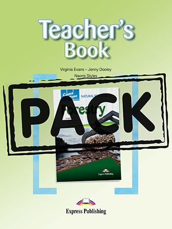CAREER PATHS NATURAL RESOURCES 1 FORESTRY (ESP) TEACHER'S PACK WITH DIGIBOOKS APP.