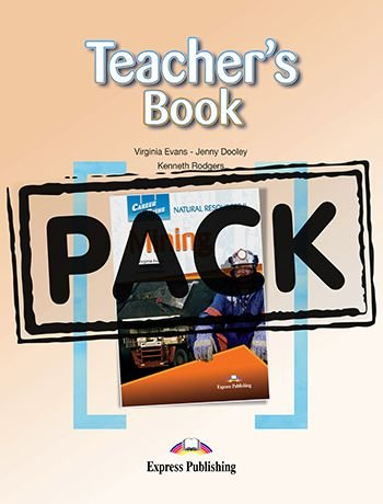 CAREER PATHS NATURAL RESOURCES 2 MINING (ESP) TEACHER'S PACK WITH DIGIBOOK APP.