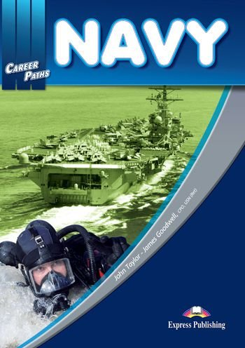 CAREER PATHS NAVY (ESP) STUDENT'S BOOK WITH DIGIBOOK APP