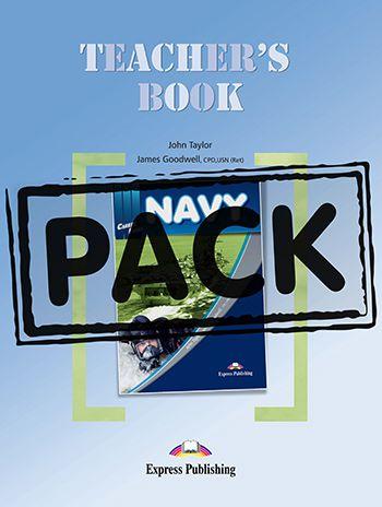 CAREER PATHS NAVY (ESP) TEACHER'S PACK 2 (US VERSION) With DIGIBOOK APP.