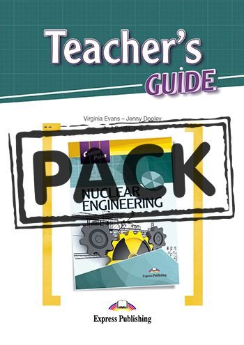 CAREER PATHS NUCLEAR ENGINEERING (ESP) TEACHER'S PACK (With T's Guide & DIGIBOOKS APP.)
