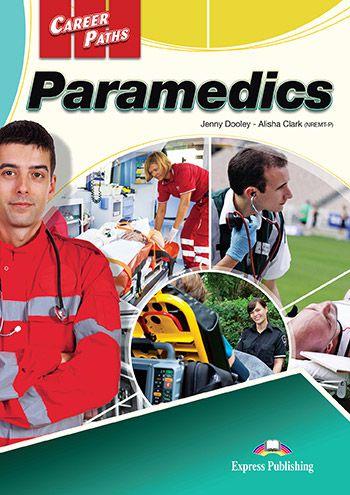 CAREER PATHS PARAMEDICS (ESP) STUDENT'S BOOK (WITH DIGIBOOKS APP)