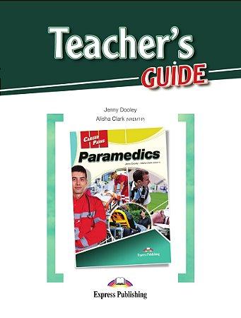CAREER PATHS PARAMEDICS (ESP) TEACHER'S PACK (SB + TB + CDs & DIGIBOOK APP.)