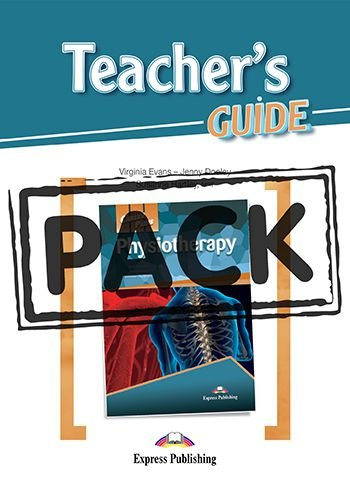 CAREER PATHS PHYSIOTHERAPY (ESP) TEACHER'S PACK (With T's Guide & DIGIBOOKS APP.)