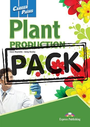 CAREER PATHS PLANT PRODUCTION (ESP) TEACHER'S PACK (With T's Guide & DIGIBOOK APP.)