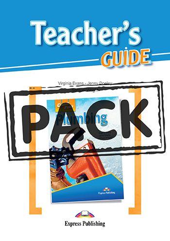 CAREER PATHS PLUMBING (ESP) TEACHER'S PACK (SB + TB + CDs & DIGIBOOK APP.)