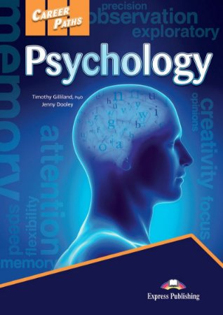 CAREER PATHS PSYCHOLOGY (ESP) STUDENT'S BOOK WITH DIGIBOOKS APP
