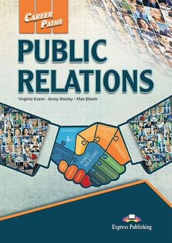 CAREER PATHS PUBLIC RELATIONS (ESP) STUDENT'S BOOK WITH DIGIBOOKS APP.