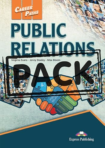 CAREER PATHS PUBLIC RELATIONS (ESP) TEACHER'S PACK (With T's Guide & DIGIBOOKS APP.)