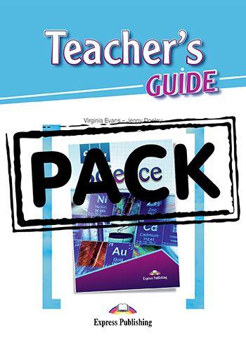 CAREER PATHS SCIENCE (ESP) TEACHER'S PACK (SB + TB + CDs & DIGIBOOK APP.)