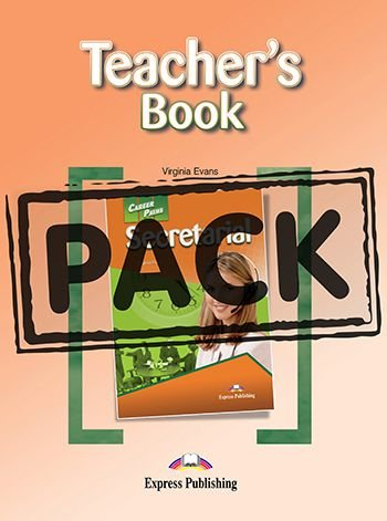 CAREER PATHS SECRETARIAL (ESP) TEACHER'S PACK (SB + TB + CDs & DIGIBOOK APP.)